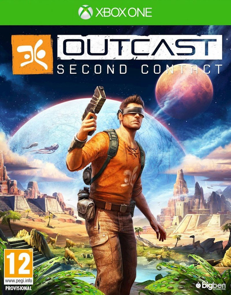 Image of   Outcast - Second Contact - Xbox One