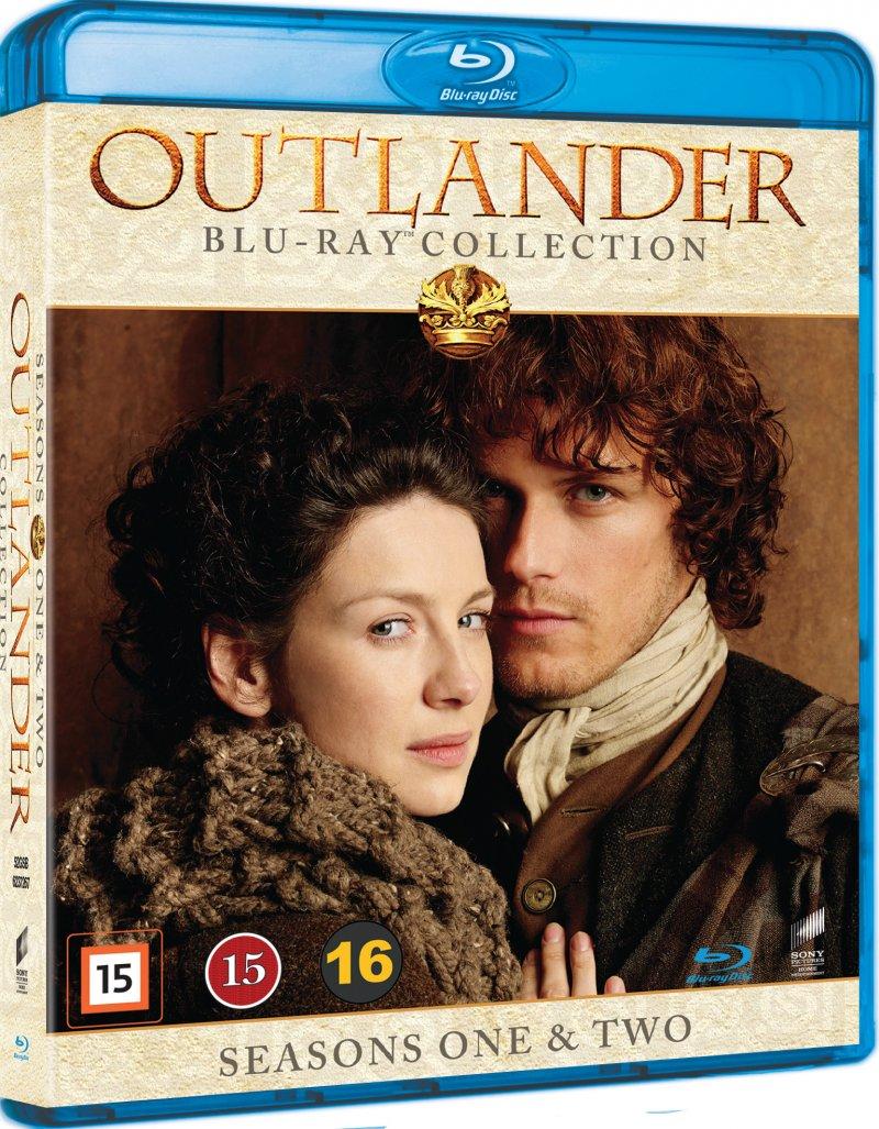 Outlander - Sæson 1-2 - Collection - Blu-Ray - Tv-serie