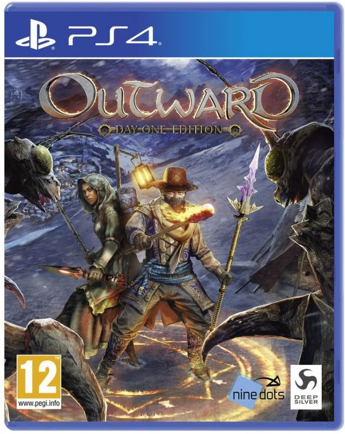 Image of   Outward - PS4