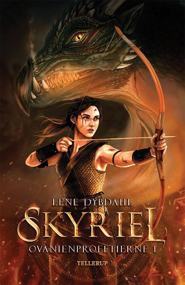 Image of   Ovanienprofetierne #1: Skyriel - Lene Dybdahl - Bog