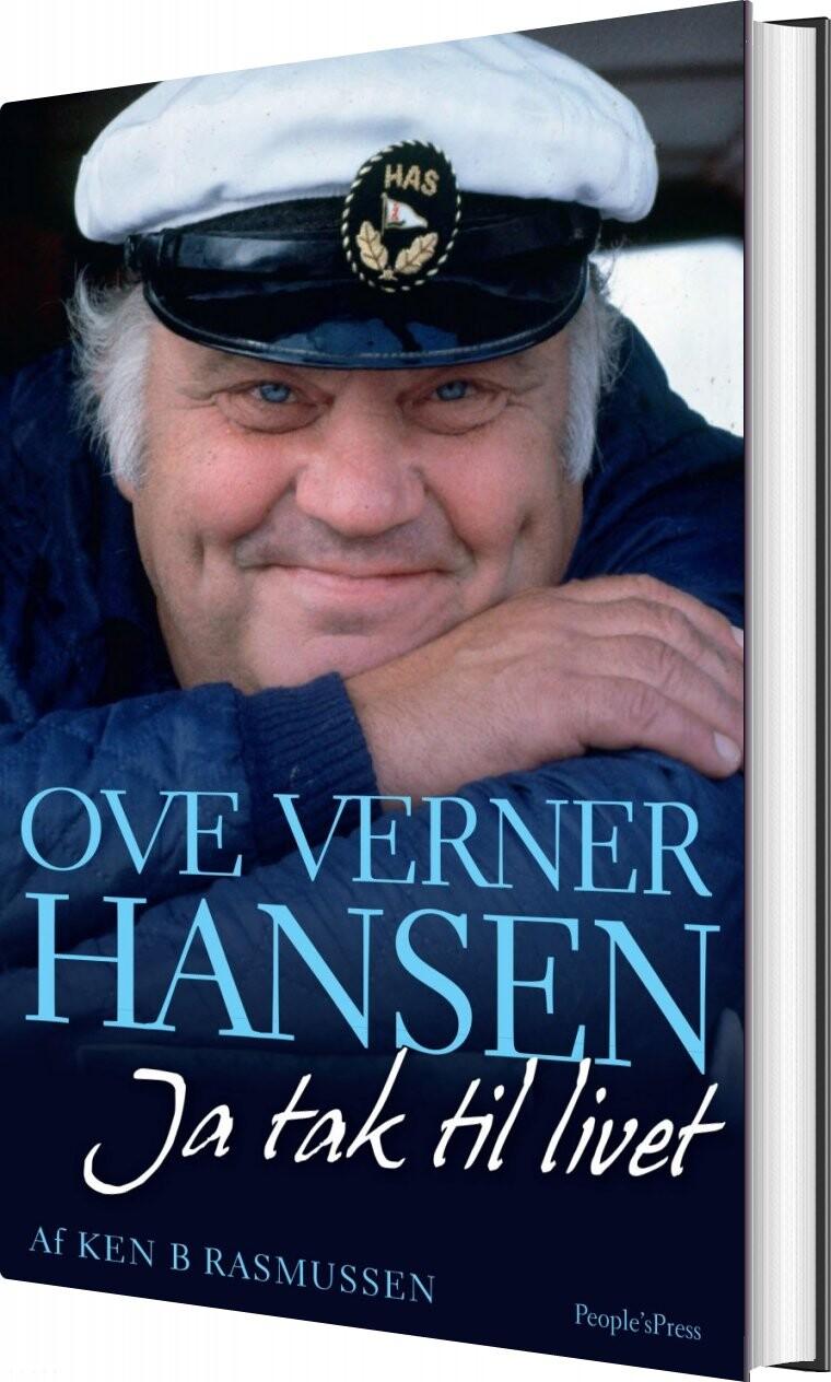 Ove Verner Hansen Biografi - Ken B. Rasmussen - Bog