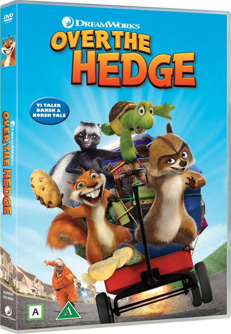 Billede af Over Hækken / Over The Hedge - DVD - Film