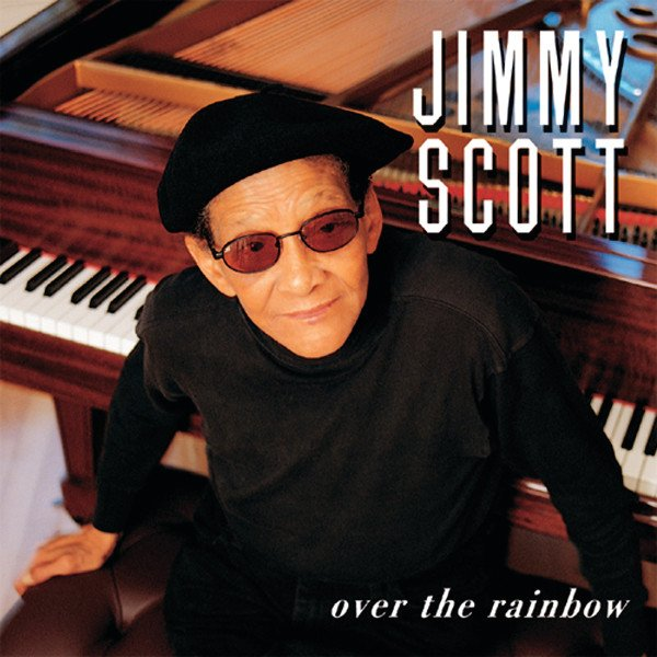 Image of   Jimmy Scott - Over The Rainbow - CD