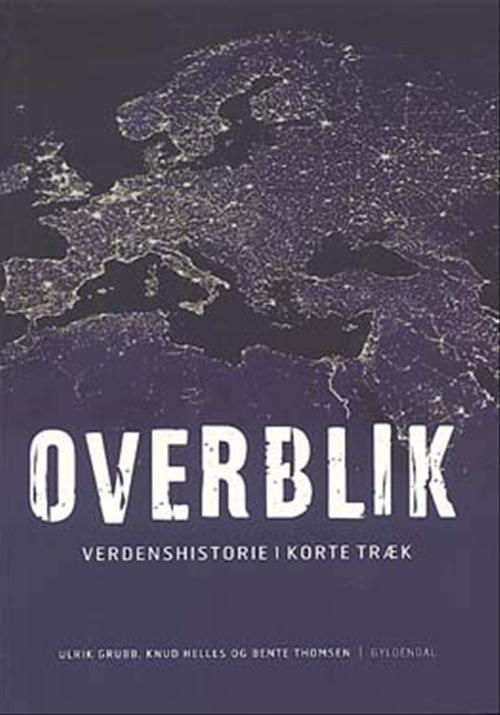 Image of   Overblik - Bente Thomsen - Bog