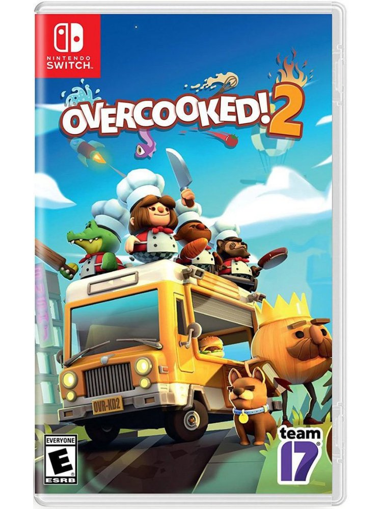 Image of   Overcooked 2 - Nintendo Switch