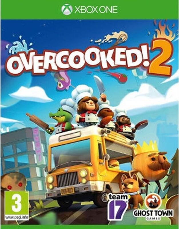 Image of   Overcooked 2 - Xbox One