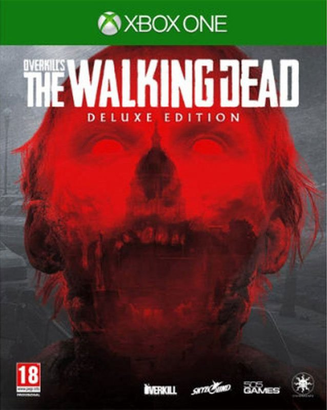 Image of   Overkills The Walking Dead - Deluxe Edition - Xbox One