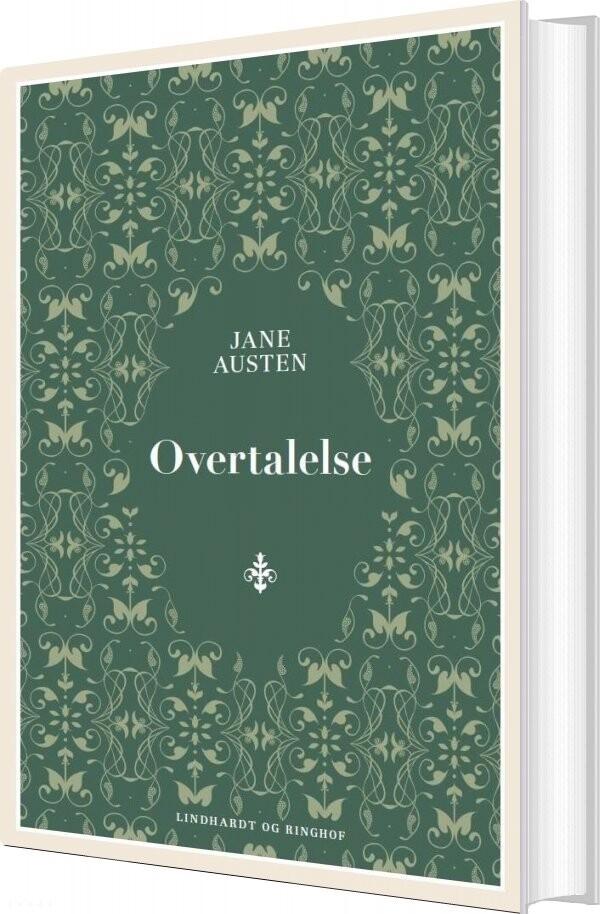 Overtalelse - Jane Austen - Bog