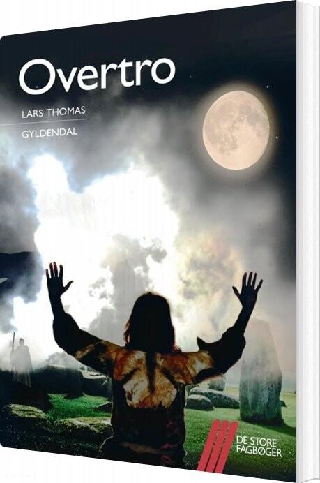 Image of   Overtro - Lars Thomas - Bog