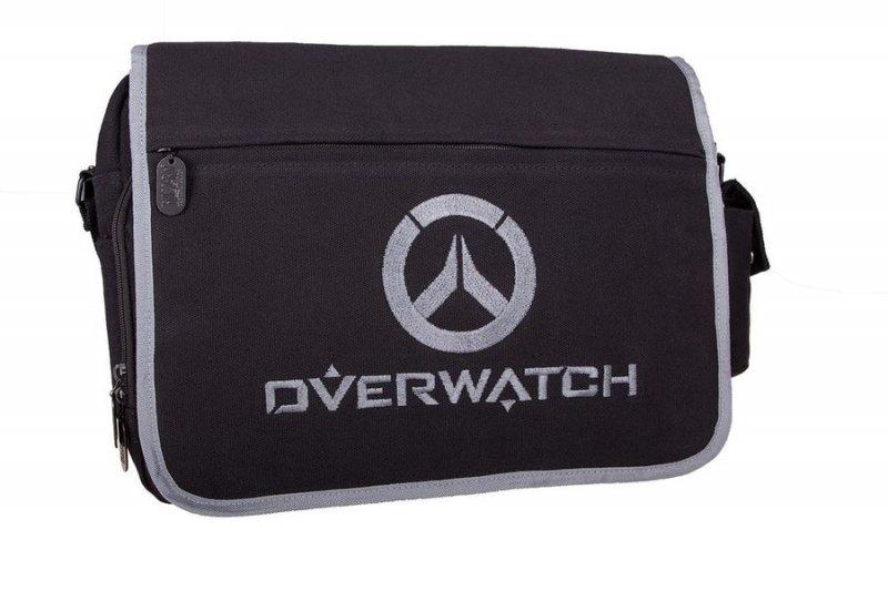 Image of   Overwatch Computertaske Med Stort Logo