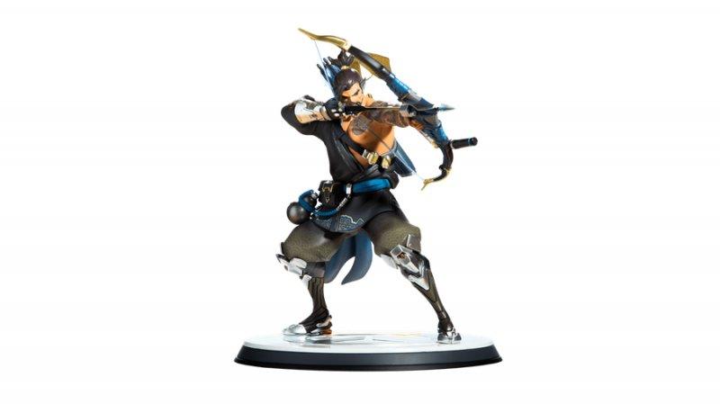 Image of   Overwatch Premium Figur - Hanzo