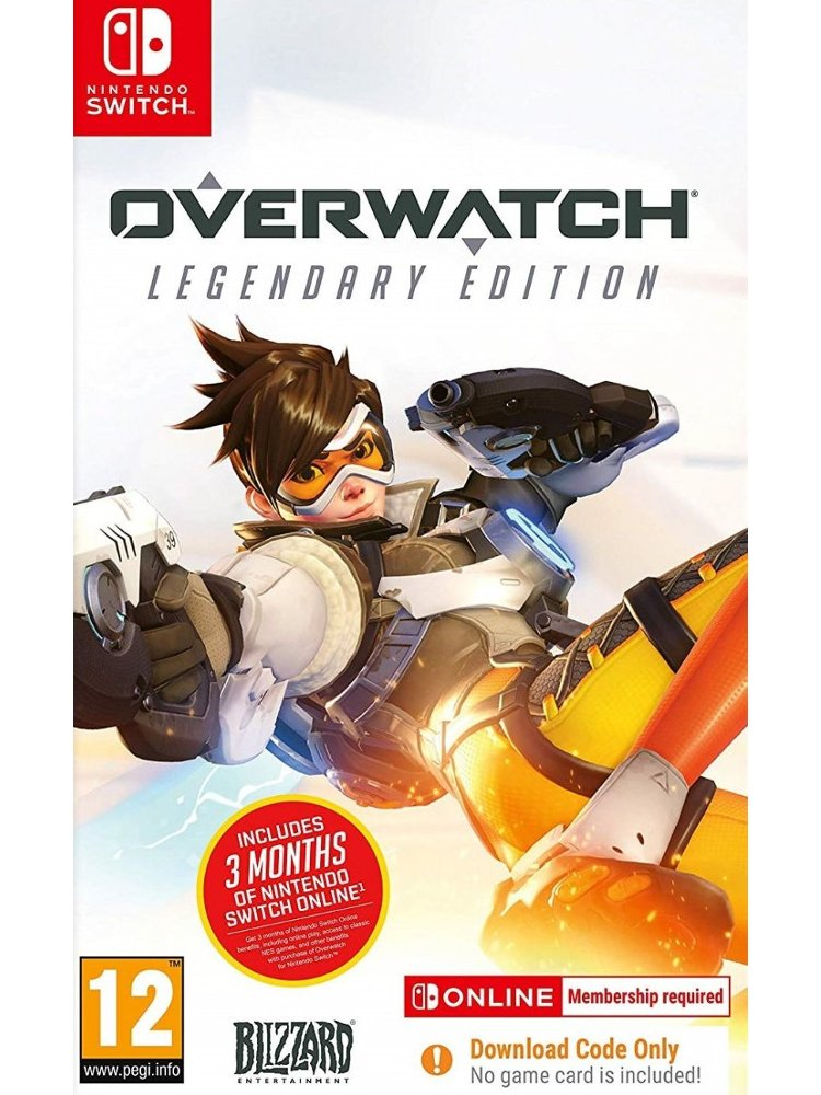 Image of   Overwatch - Legendary Edition - Nintendo Switch