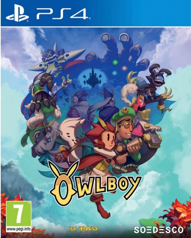 Image of   Owlboy - PS4