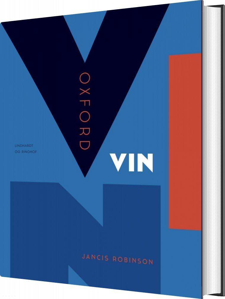 Oxford Vinleksikon - Jancis Robinson - Bog