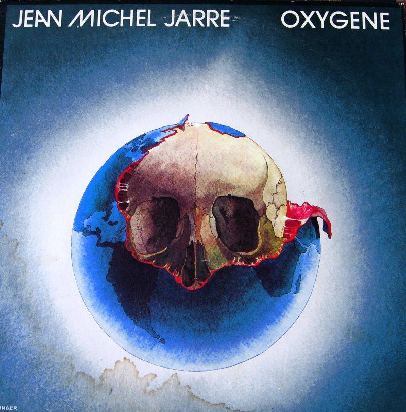Image of   Jean Michel-jarre - Oxygène - Vinyl / LP