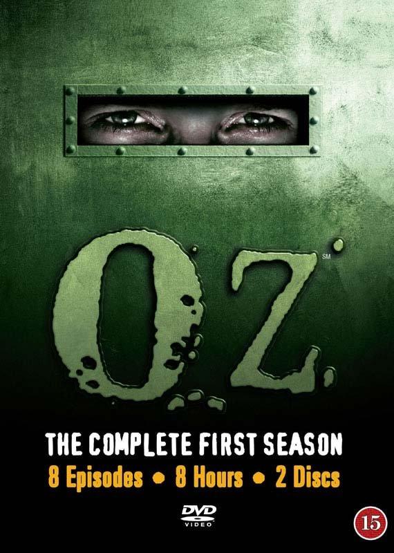 Image of   Oz - Fangerne Fra Oz - Sæson 1 - Hbo - DVD - Tv-serie