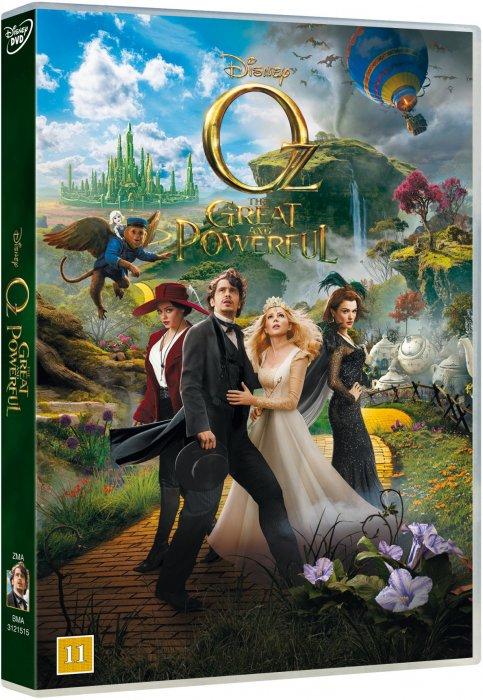 Billede af Oz: The Great And Powerful - DVD - Film