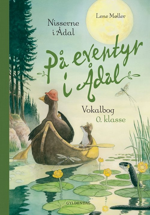 På Eventyr I ådal. Vokalbog 0. Klasse - Lene Møller - Bog