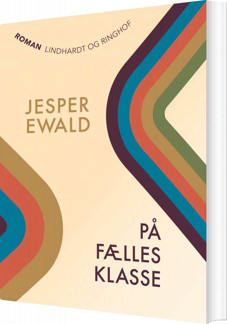 Image of   På Fællesklasse - Jesper Ewald - Bog