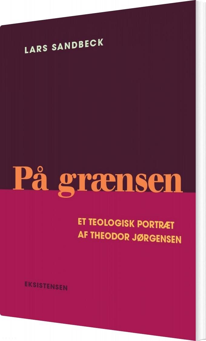 Image of   På Grænsen - Lars Sandbeck - Bog