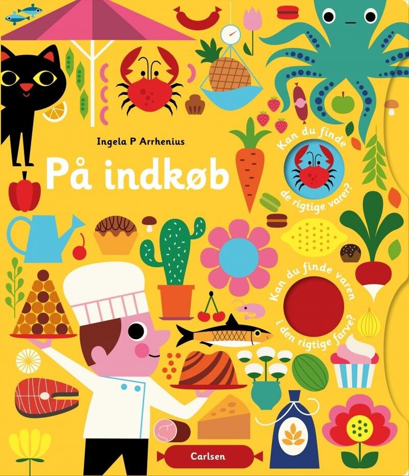 På Indkøb - Ingela P Arrhenius - Bog