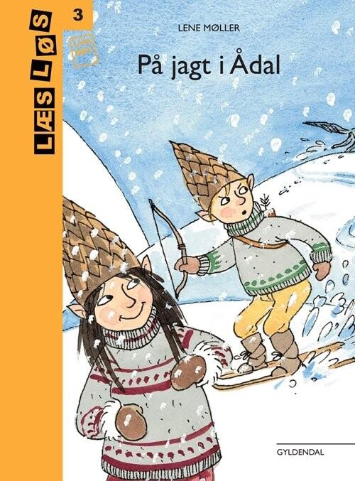 Billede af På Jagt I ådal - Lene Møller - Bog