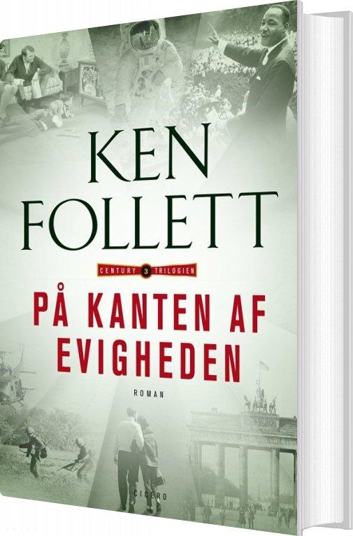 På Kanten Af Evigheden - Ken Follett - Bog