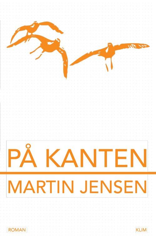 På Kanten - Martin Jensen - Bog