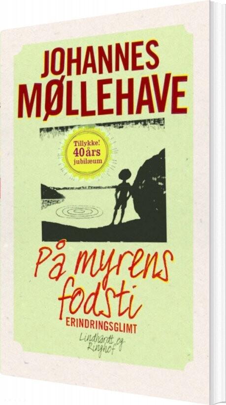 Billede af På Myrens Fodsti - Johannes Møllehave - Bog