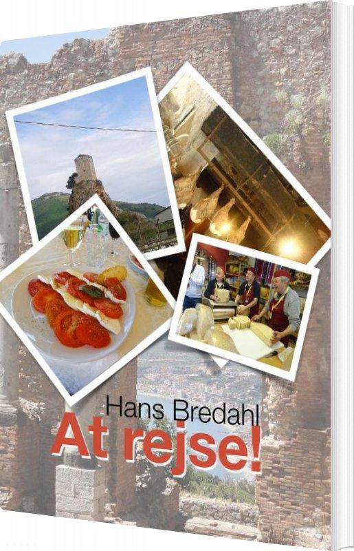 På Rejse - Hans Bredahl - Bog