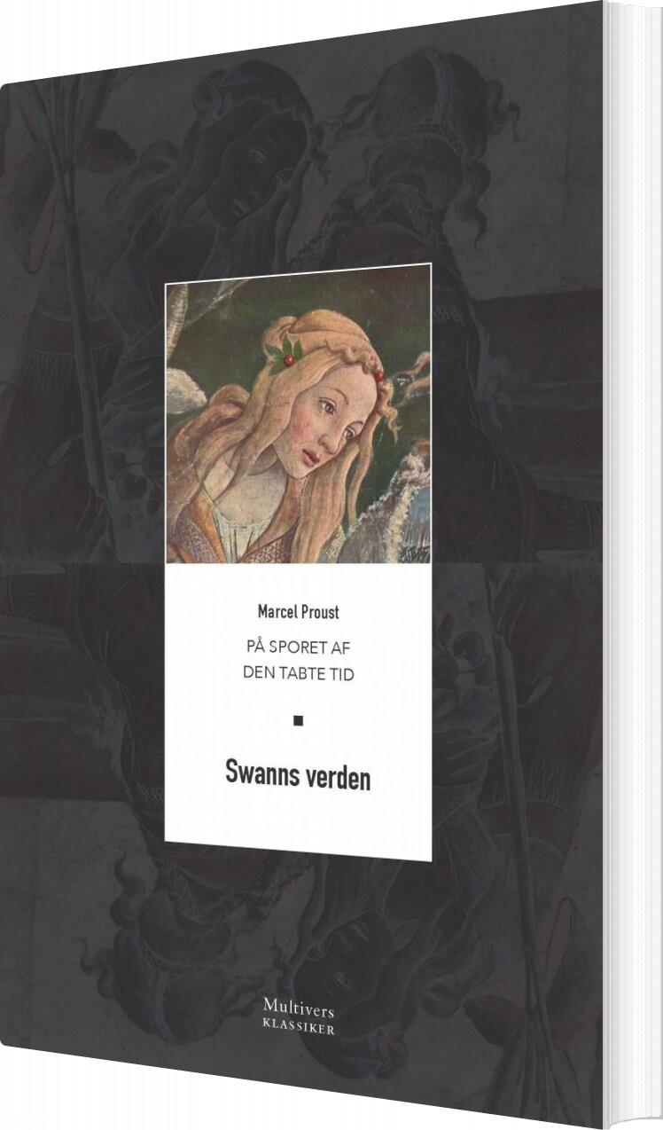 På Sporet Af Den Tabte Tid 1-7 - Marcel Proust - Bog
