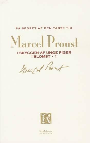 På Sporet Af Den Tabte Tid, Bd. 3 - Marcel Proust - Bog