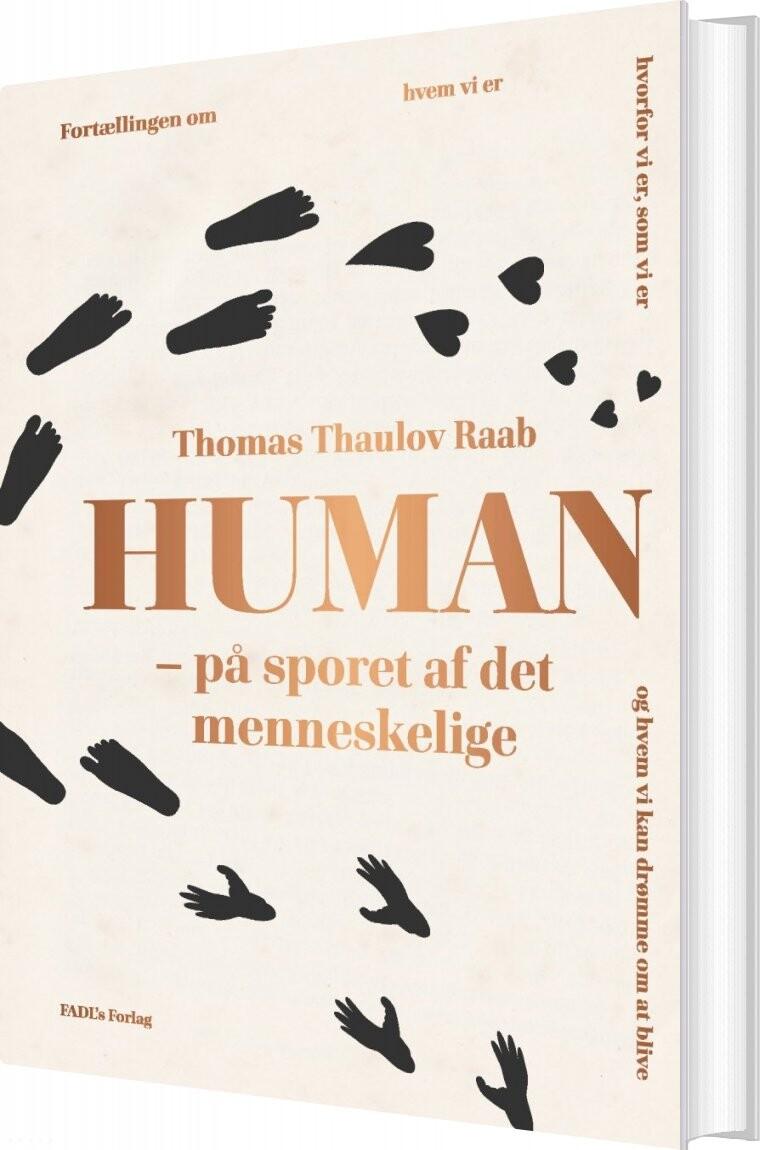 På Sporet Af Det Menneskelige - Thomas Thaulov Raab - Bog