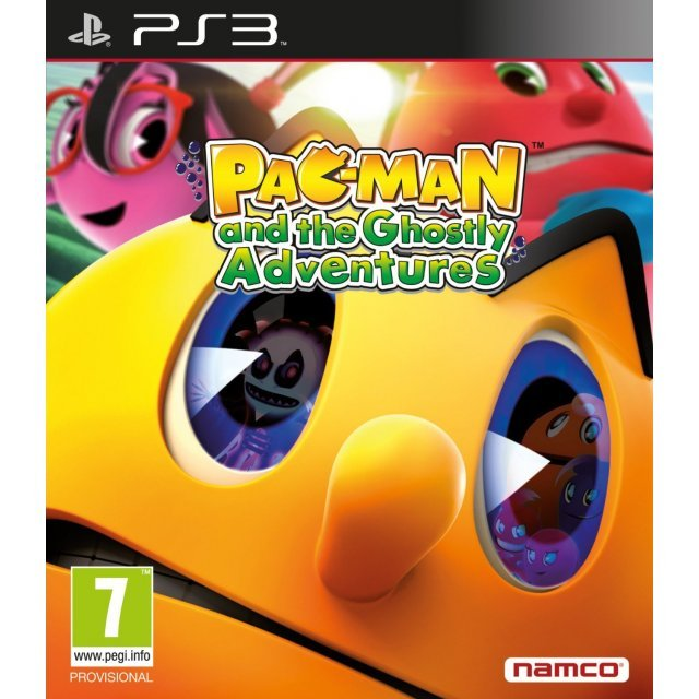Image of   Pac-man And The Ghostly Adventures - PS3