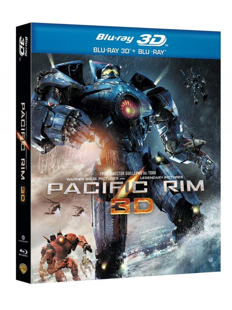 Image of   Pacific Rim (3d Blu-ray + Blu-ray) -
