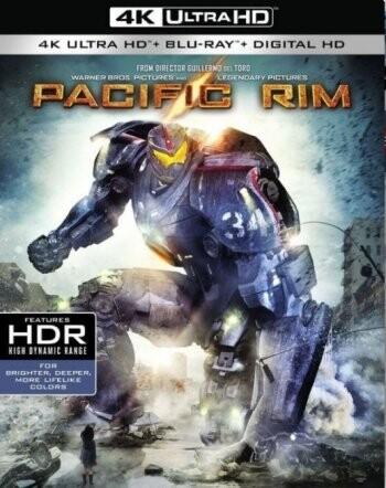 Image of   Pacific Rim - 4K Blu-Ray