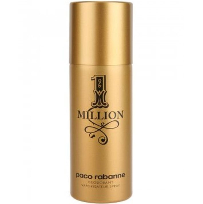Image of   Paco Rabanne Deodorant - 1 Million - 150 Ml.