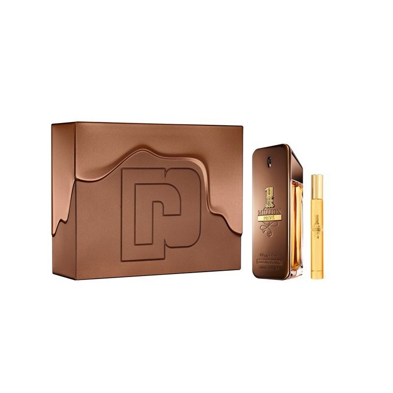 Paco Rabanne - One Million Prive Edp 100 Ml + Edp 10 Ml - Gift Set