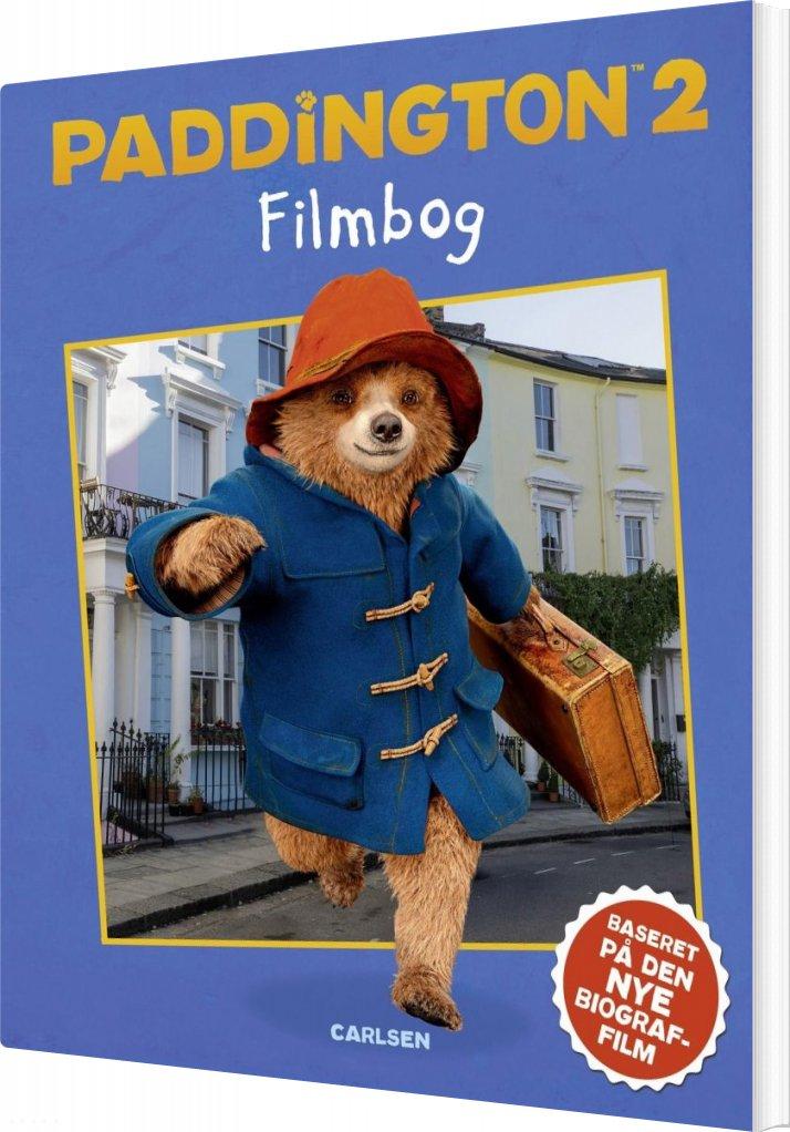 Paddington 2 Filmbog - Bog