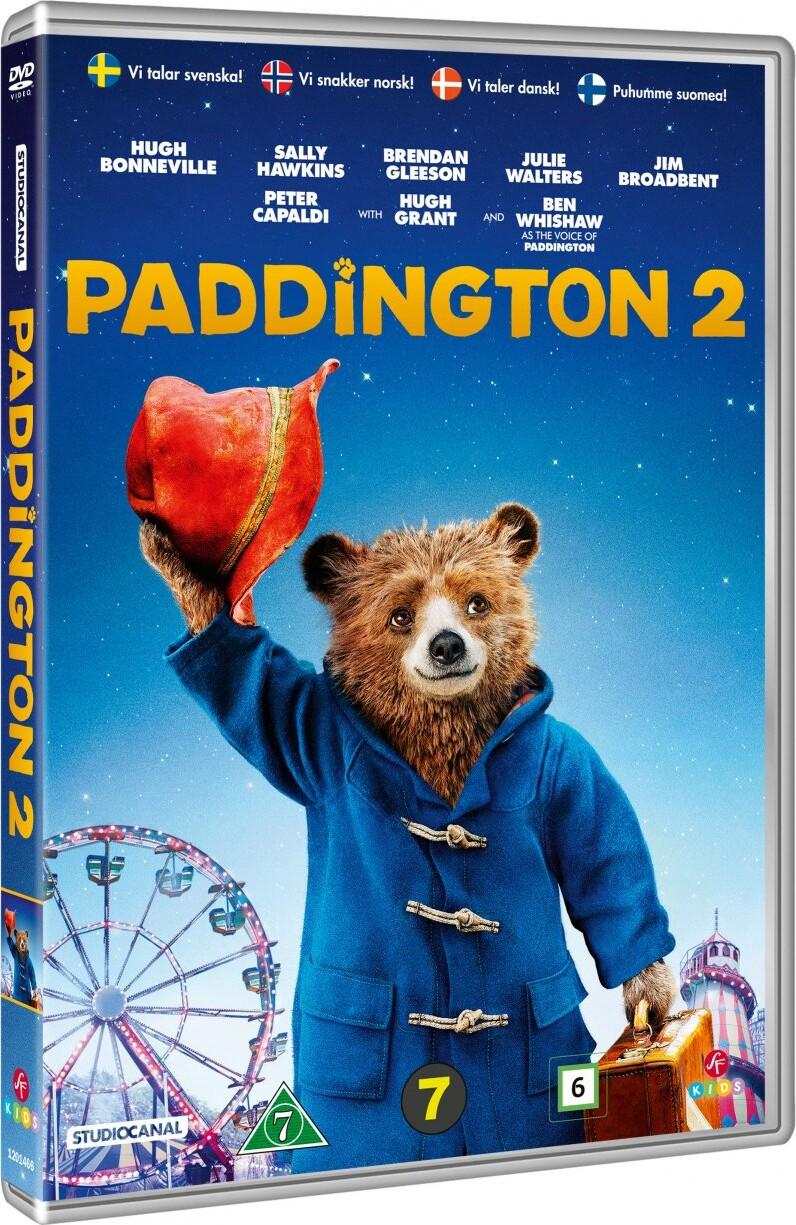 Billede af Paddington 2 - DVD - Film