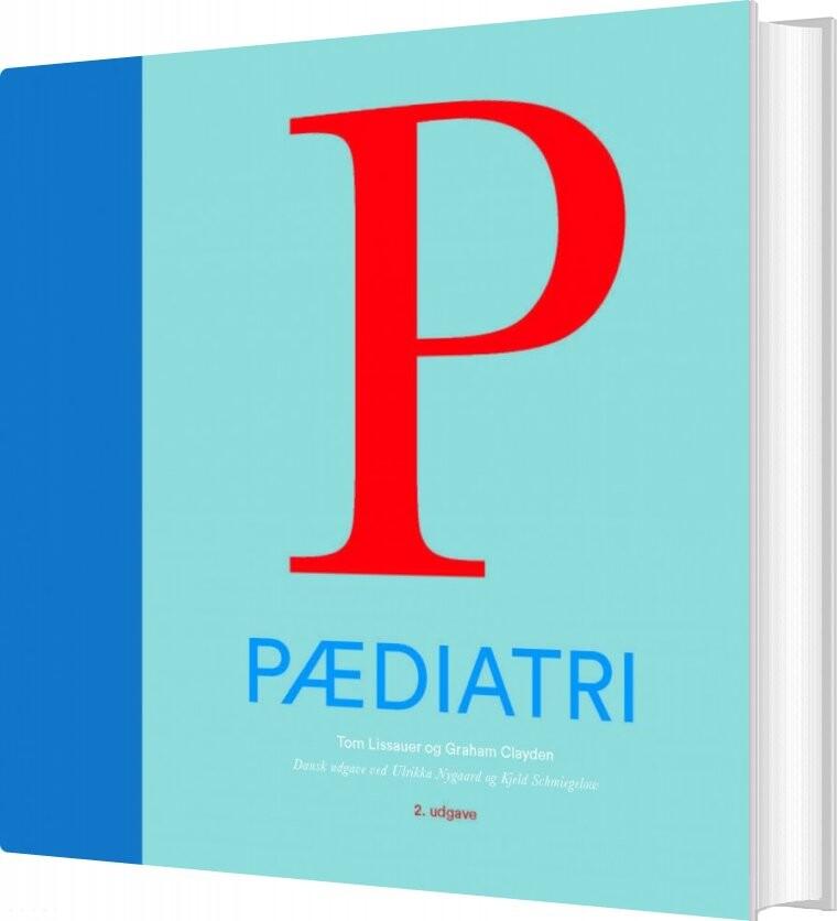 Pædiatri - Ulrikka Nygaard - Bog