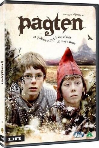 Pagten - Dr Julekalender 2009 - DVD - Tv-serie