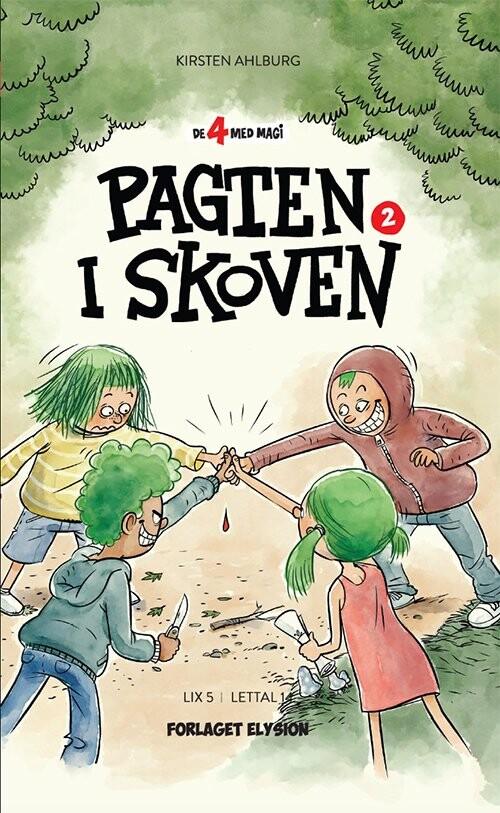 Image of   Pagten I Skoven - Kirsten Ahlburg - Bog