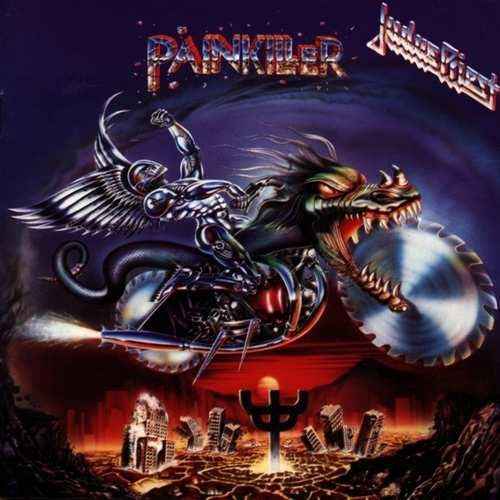 Judas Priest - Painkiller - Vinyl / LP