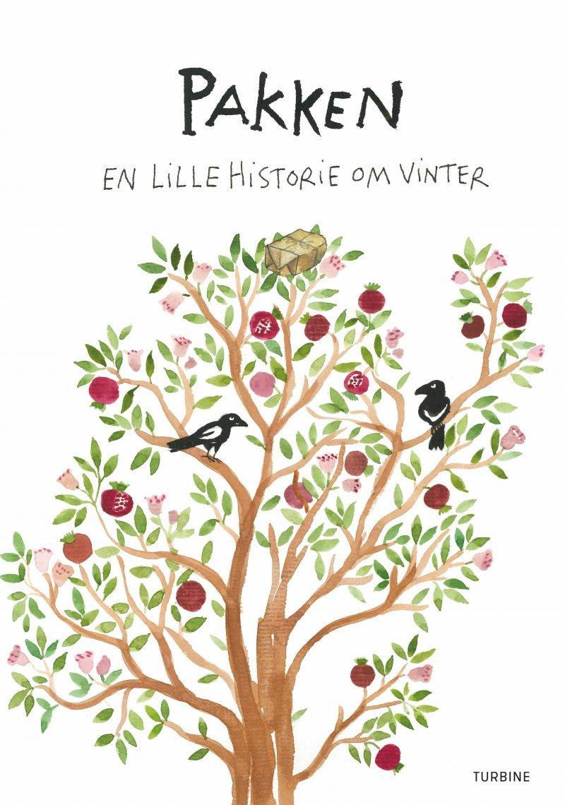 Image of   Pakken - En Lille Historie Om Vinter - Christina Lucia Wraber - Bog