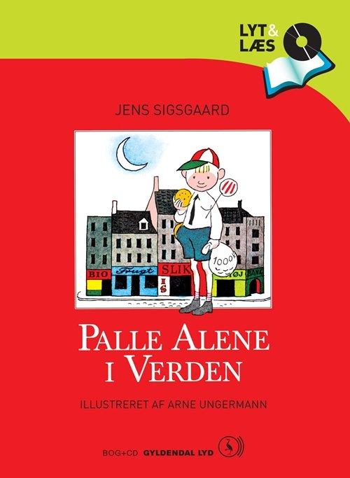 Image of   Palle Alene I Verden - Arne Ungermann - Cd Lydbog