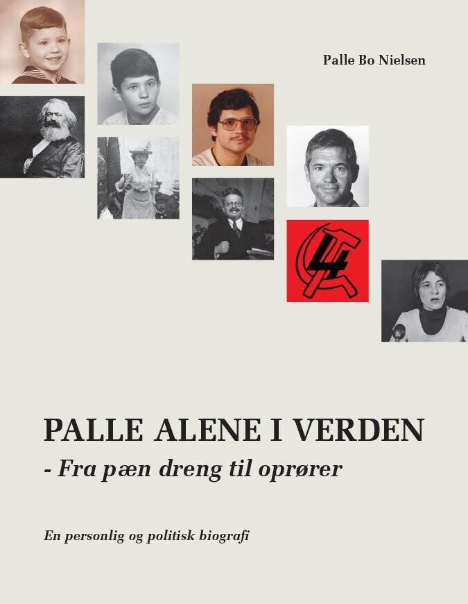 Image of   Palle Alene I Verden - Palle Bo Nielsen - Bog