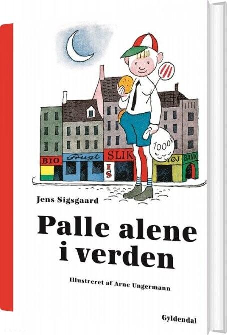 Billede af Palle Alene I Verden - Jens Sigsgaard - Bog