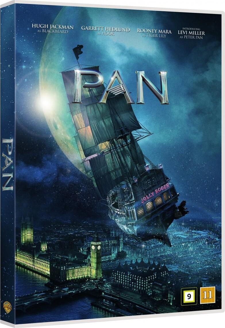 Billede af Pan - DVD - Film
