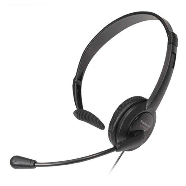 Image of   Panasonic - Gaming Headset Med Mikrofon - Rp-tca400e-k - Sort